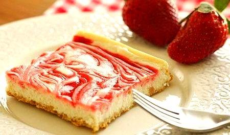 Strawberry, Cheesecake