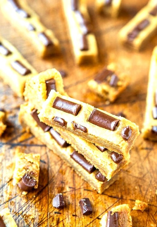 Recipe: Chocolate Chunk Cookie Sticks
