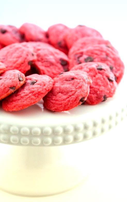Recipe: Chocolate Raspberry Cookies