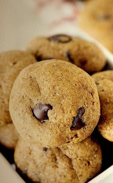 Recipe: Healthy Pumpkin Chocolate Chip Cookies
